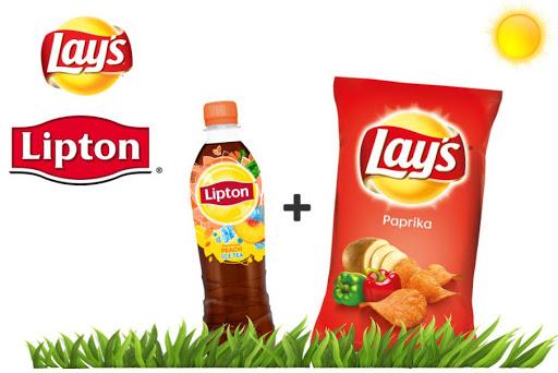 1 Tüte Lay's Chips + 1 Flasche Lipton Ice Tea für zusammen nur 67 Cent mit Scondoo 1€ Rabatt