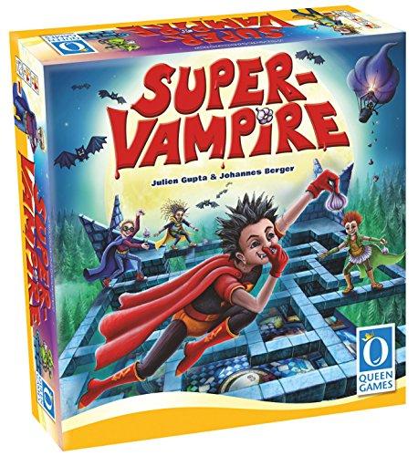 Spiel: Super Vampire von Queen Games für 11,21€ mit [Amazon Prime]