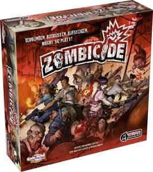 (Thalia.de) Guillotine Games GUG00001 - Zombicide Brettspiel // Koop-Spiel // auch die 2. Season stark reduziert