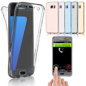 Full TPU Case für Samsung Galaxy Schutz Hülle, schützt Vor + Rückseite @ebay ab 1,99€