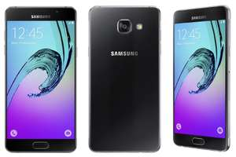 Samsung Galaxy A5 (2016) für nur 239,99€ - in schwarz