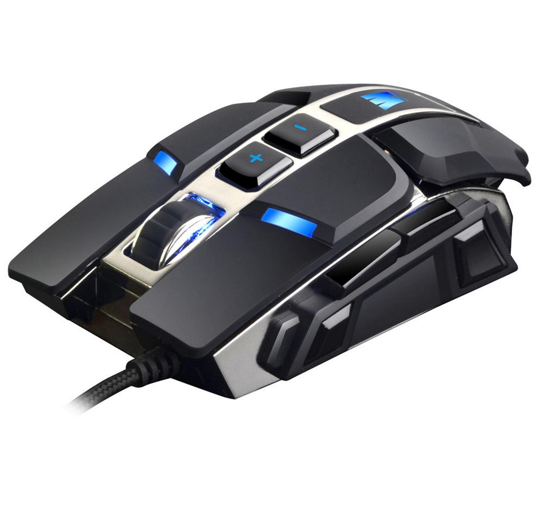 Gaming Maus WASDKEYS M300 Laser schwarz, DPI 2500