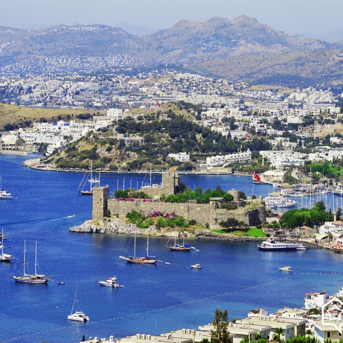Bodrum, Türkei: 6 Nächte, 2 Personen inkl. Flüge & Transfer ab 91 € pP (Last Minute )