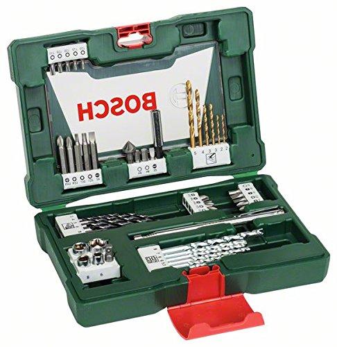 Bosch DIY 48tlg. V-Line Titanium-Bohrer- und Bit-Set mit Magnetstab [Amazon Prime]