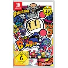 Super Bomberman R für Nintendo Switch bei Alternate mit Newsletter-Bonus