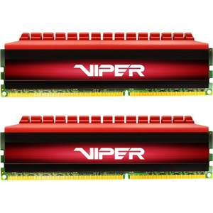 ZackZack Angebot: Patriot Viper 16GB Kit, DDR4-2800, PC4-22400, CL16, PV416G280C6K