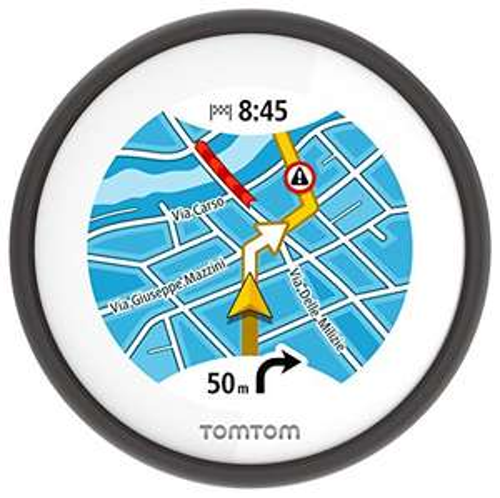TomTom VIO - GPS-Navigationsgerät - Motorrad 2.4 Zoll für 131,55€ [amazon.it]