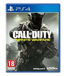 Call Of Duty: Infinite Warfare (Xbox One & PS4) + Extra Content and Pin Badges für je 18,65€ inkl. VSK (Amazon.co.uk)