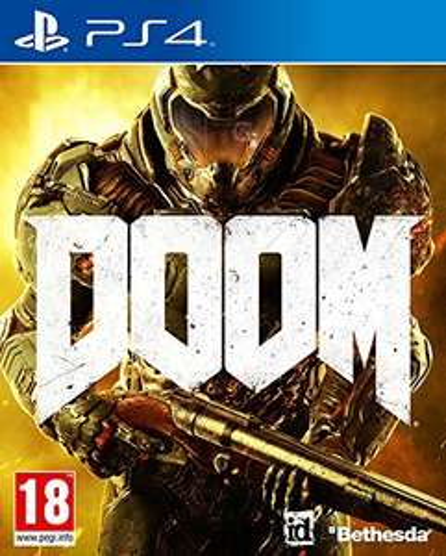 Doom (PS4) für 15,75€ inkl. Versand (Amazon.fr)
