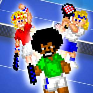 Amazon FireTV Spiel: Tennis Champs Returns