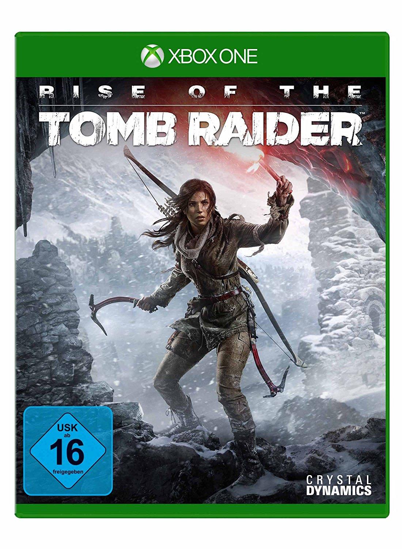 Microsoft Xbox One - Rise of the Tomb Raider ab €18,68 [@Conrad.de]