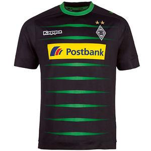 Borussia Mönchengladbach Kappa Trikot UEFA 3rd Jersey 2017 bei [eBay WOW!]