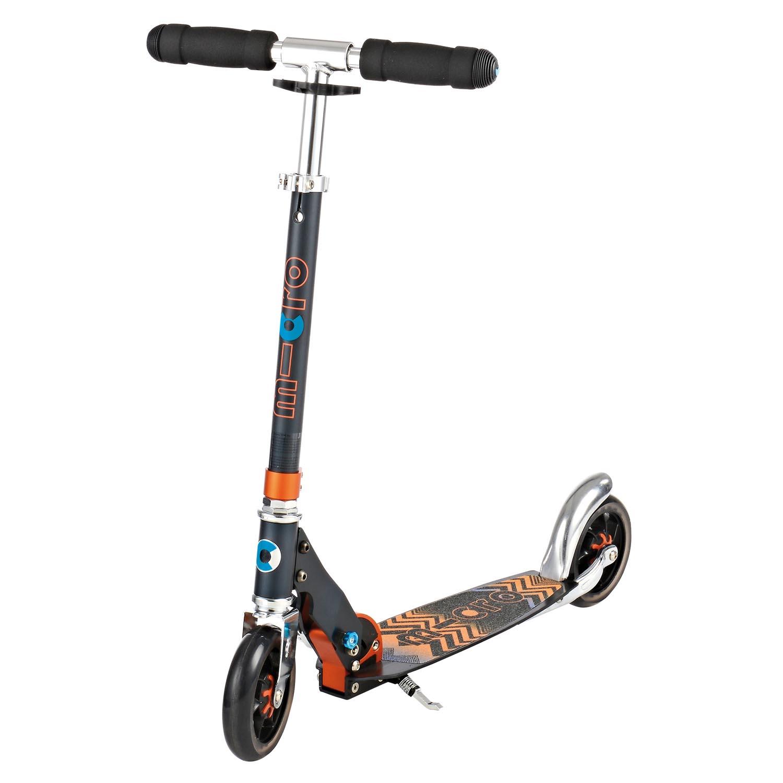 Zweirad-Stadler: Micro Speed+-Roller in schwarz oder silber