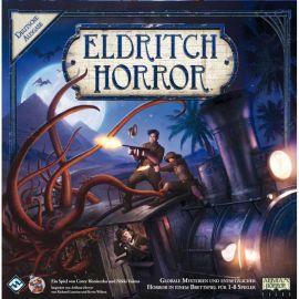 Eldritch Horror, Grundspiel