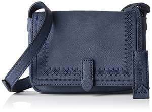 ESPRIT Damen Tasche Modell: 027ea1o030 in Blau und Rot