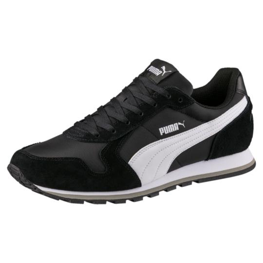 Puma ST Runner NL in schwarz-weiß für 26,20€ inkl. Versand mit NL-Gutschein