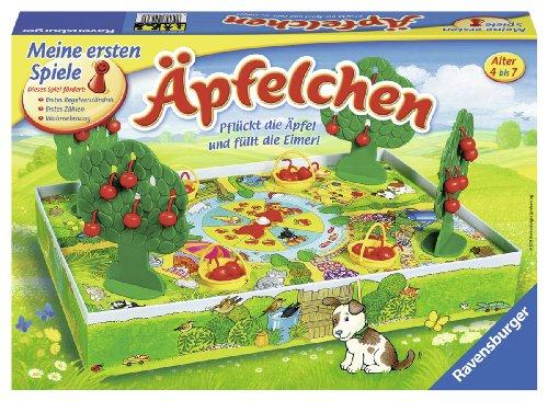 [Amazon] Ravensburger 22236 - Äpfelchen (von 4 - 7 Jahren)