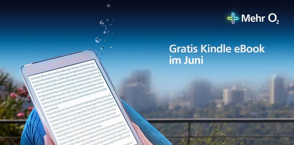 [o2 Kunden] eins von sechs eBooks von Kindle im Monat