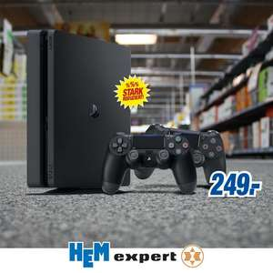 Expert: PS4 Slim 500 GB / 2 Controller