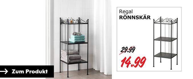 RÖNNSKÄR Regal - Dienstagsangebot bei IKEA Kaiserslautern