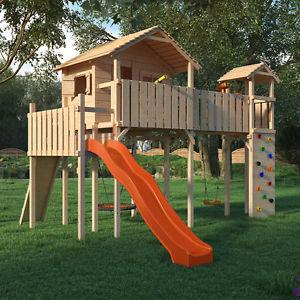 Riesiger Kletterturm (Gartenspielplatz) zu einem echt fairen Preis - DEAL nur noch HEUTE gültig auf Ebay