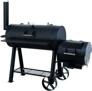 [AMAZON] Tepro Holzkohlegrill Milwaukee, Grill, Smoker, PVG: 353,45 €