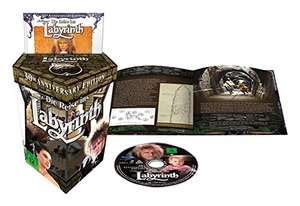 Die Reise ins Labyrinth (Blu-ray 30th Anniversary Gift Set + Digibook) für 25,97€