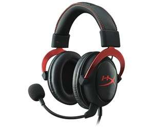 Kingston HyperX Cloud II Headset Rot oder Gun Metal