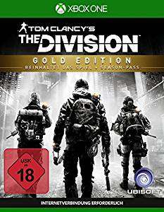 Tom Clancy's: The Division Gold Edition (Xbox One & PS4) für je 24,99€ (Saturn)