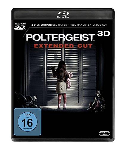 Poltergeist Extended Cut (3D Blu-ray + 2D-Version) für 9,99€ (Amazon Prime)