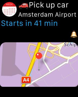iOS - iPhone - Week Calendar 0,00€ statt 1,99