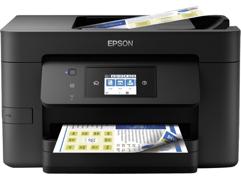 EPSON WorkForce Pro WF-3725DWF Tintenstrahl All-in-One Multifunktionsgerät WLAN Netzwerkfähig [ Media Markt per Abholung ]