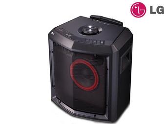 LG LOUDR Tragbarer Lautsprecher FH2 50 Watt IBOOD.de