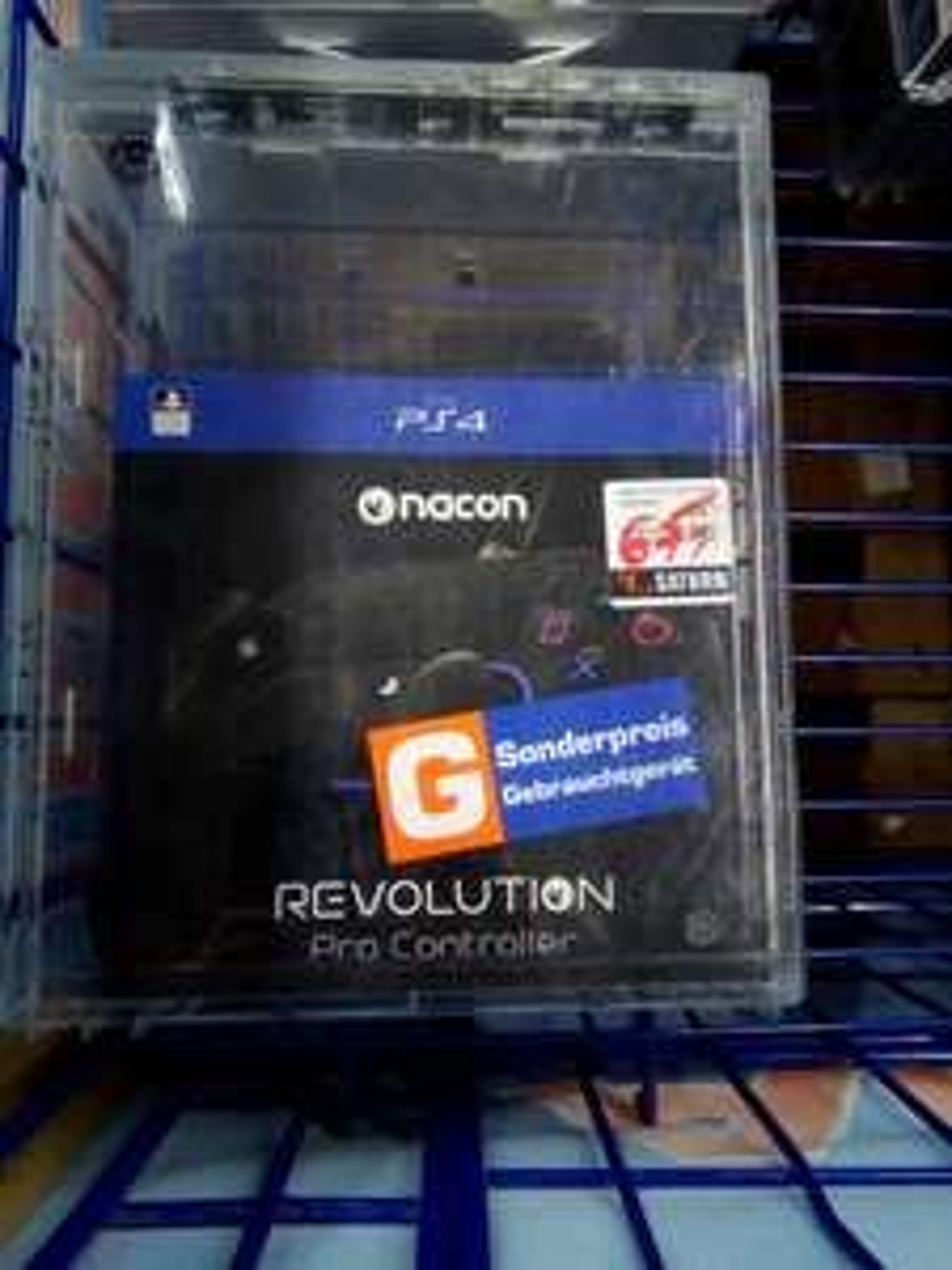 [Lokal - Saturn Bremen Innenstadt] Nacon Revolution Pro Controller PS4