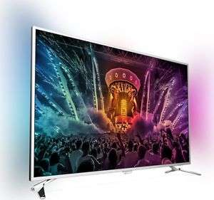 [computeruniverse@eBay] Philips 49PUS6501 123cm (49 Zoll) Fernseher (IPS, Ambilight, 4K Ultra HD, Triple Tuner, Smart TV, 120 Hz nativ)