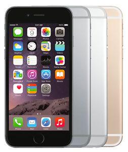 [eBay WOW!] !REFURBISHED! APPLE IPHONE 6 64GB SPACEGRAU, SILBER, GOLD - OHNE VERTRAG - OHNE SIMLOCK