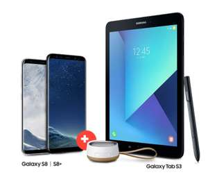 [Allianz Vorteilsprogramm] Samsung Galaxy S8 + Bluetooth Lautsprecher