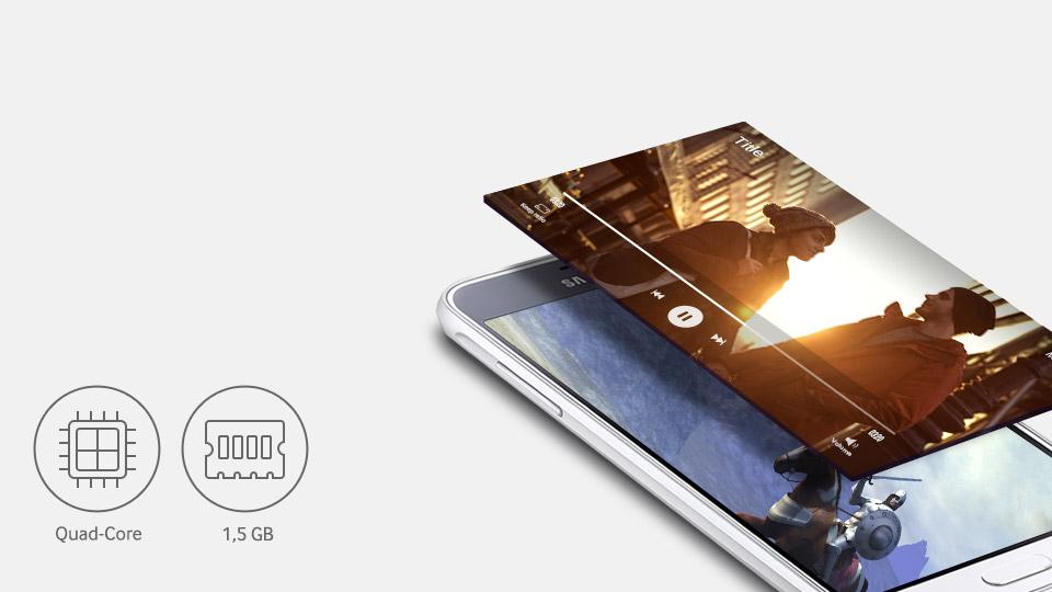 Lokal Bonn und Umgebung: Samsung Galaxy J3 1.5GB RAM 5Zoll Quadcore