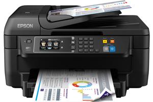 Epson WorkForce WF-2760DWF - Multifunktionsdrucker mit 3 Jahren Garantie