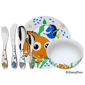 """6-tlg. WMF Kindergeschirr """"Findet Nemo"""" für 24,95€ [eBay]"""