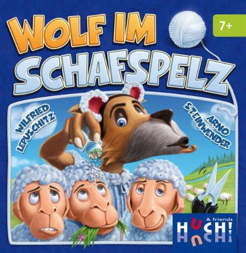 Huch&Friends 877871 - Wolf im Schafspelz (Plusprodukt)