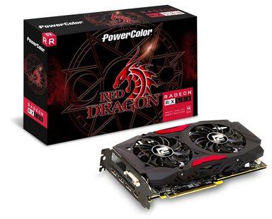 [Dealbild ist Falsch!] 8GB PowerColor Radeon RX 580 Red Devil für 266,00€ [für Otto Neukunden]