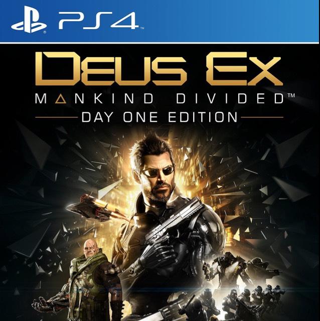 [Lokal Berlin Saturn Alexanderplatz]Deus Ex: Mankind Divided 10€