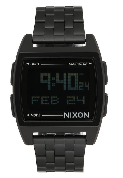 [ZALANDO] Nixon Base (A1107) Armbanduhr Schwarz