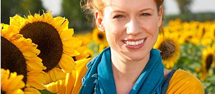 Endlich mal was vom Rundfunkbeitrag haben: Der hr verschenkt Sonnenblumensamen