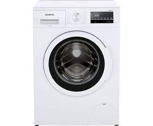 Siemens iQ500 WM14T420 Waschmaschine, 7 kg, 1400 U/Min, A+++, iQDrive Inverter-Motor für 386,10 € @ ao.de über eBay