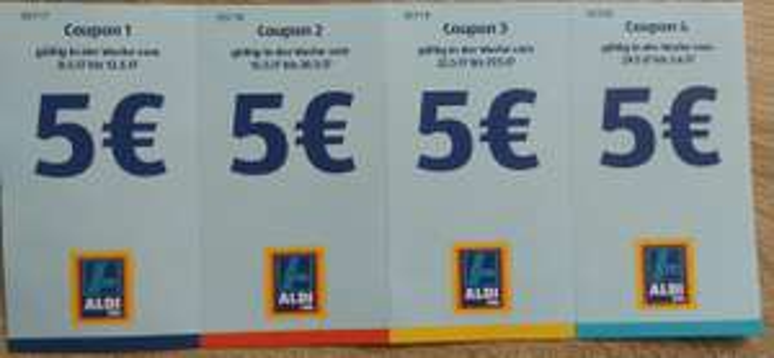(Aachen) Aldi am Hirschcenter Wiedereröffnung  5/40€ coupon