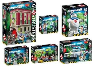 Playmobil Ghostbusters 6tlg. Set - ab Mitte Mai -20%