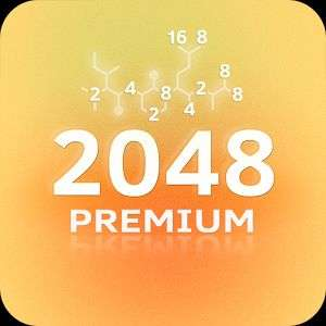 [Android] [iOS] 2048 Number Puzzle Premium *Logik Puzzle, für 0€ statt 1,08€