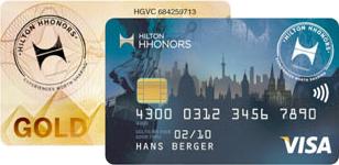Bis 31. Mai Hilton Honors Kreditkarte mit 10.000 statt nur 5.000 Willkommensbonus-Punkten
